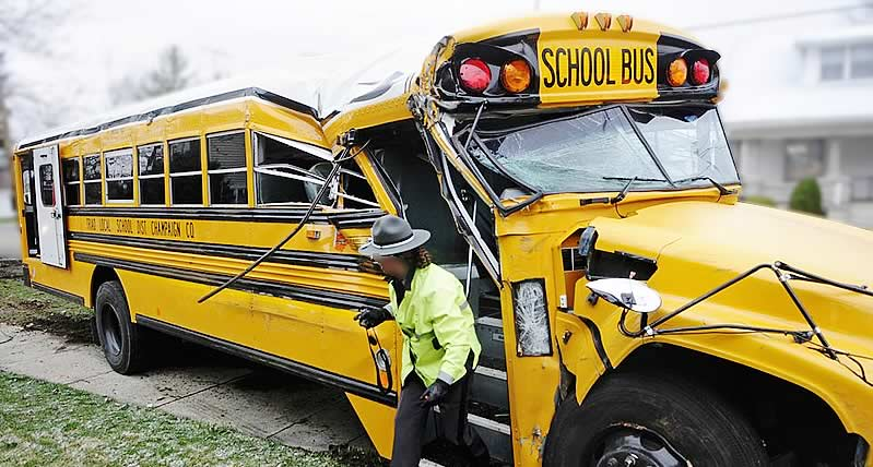 Private School Football Team Involved in Fatal Bus Accident